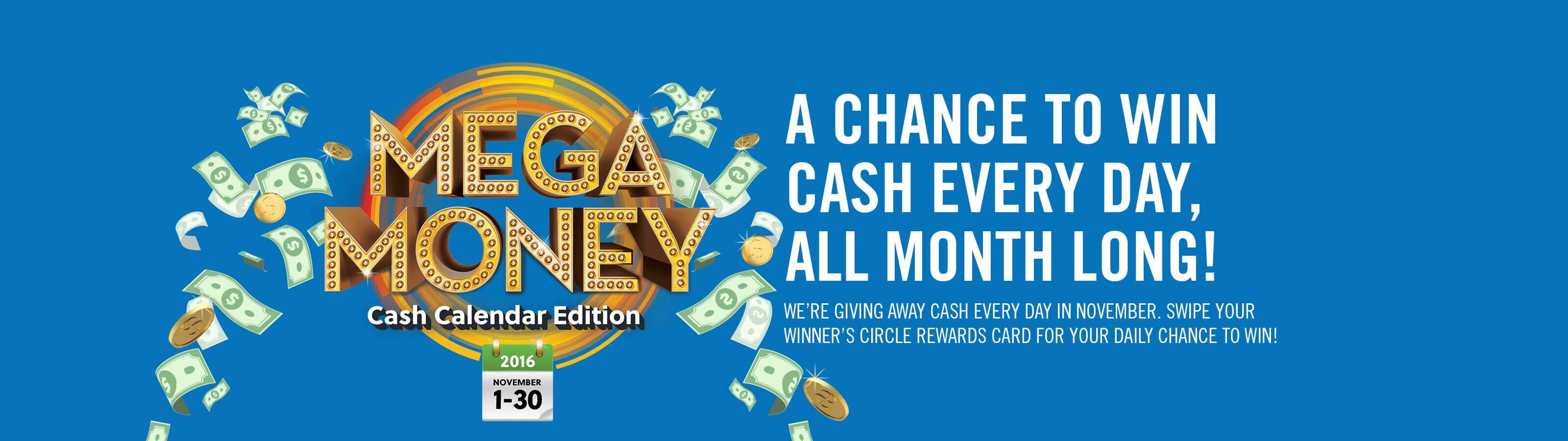 chance to win money