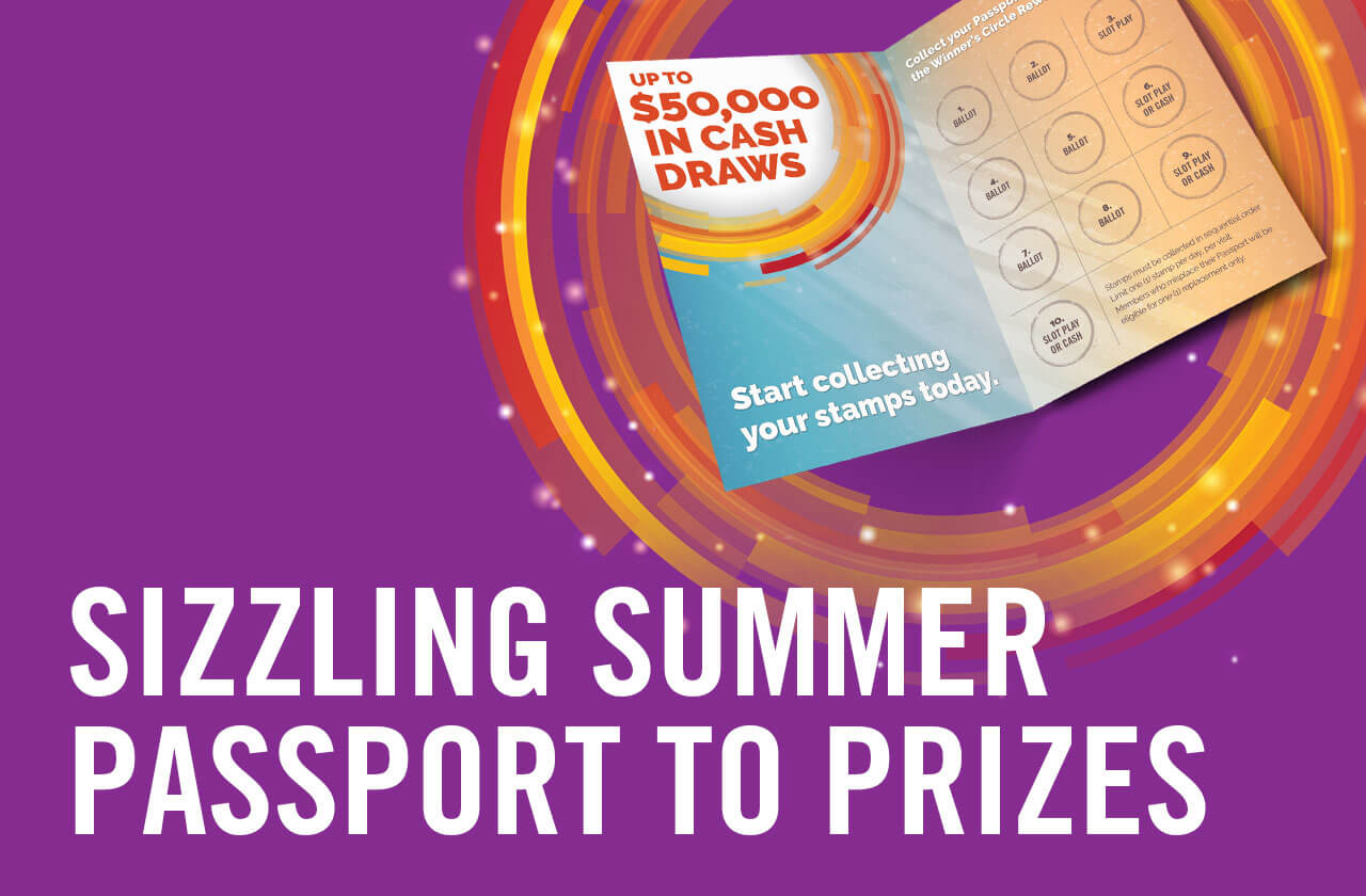 SIZZLING SUMMER PASSPORT TO PRIZES
