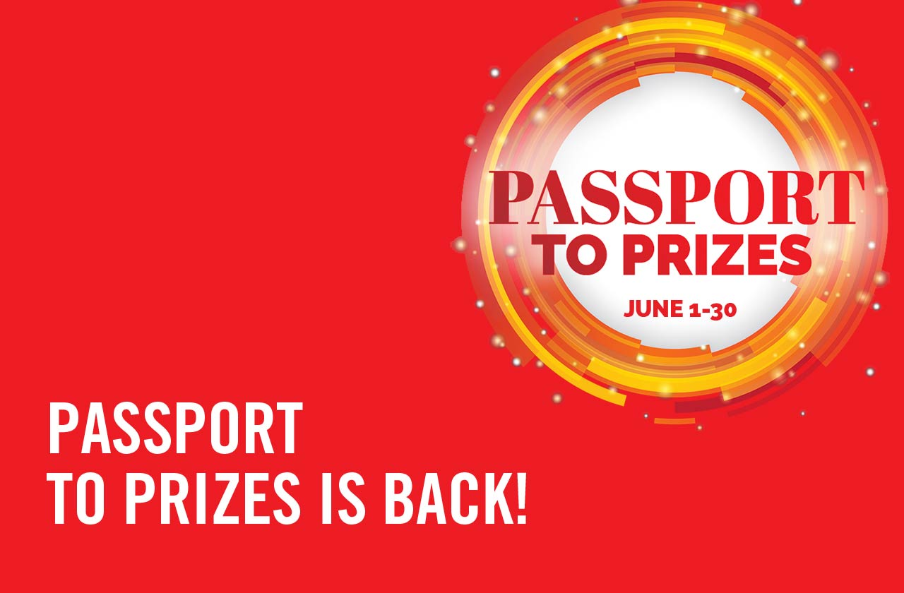 PASSPORT TO PRIZES